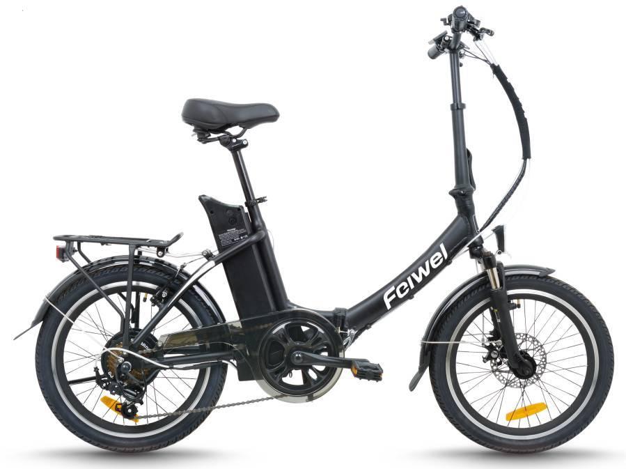 Folding electric bike(FR-TDN02Z)
