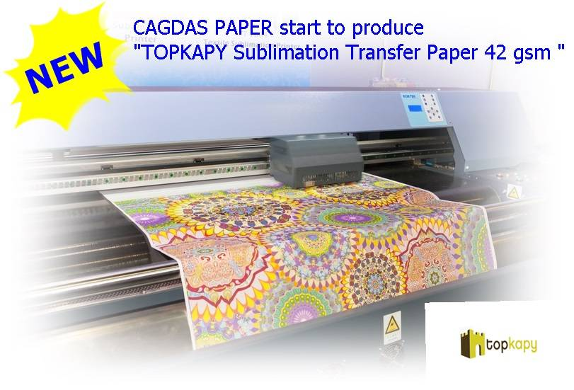TOPKAPY Sublimation Transfer Paper