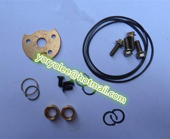 Repair kit for hitachi EX200-2 turbocharger