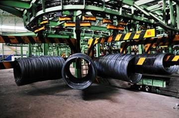 HOT ROLLED WIRE RODS