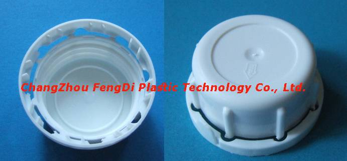 Tamper Evident Cap for Jerry Cans
