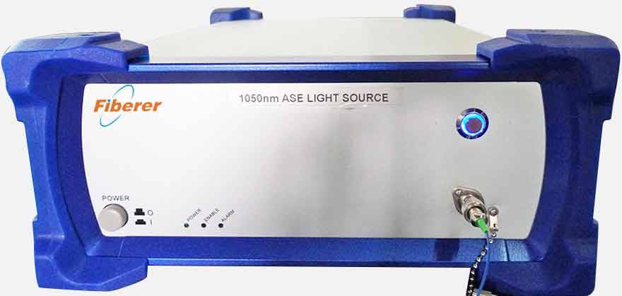 ASE light source