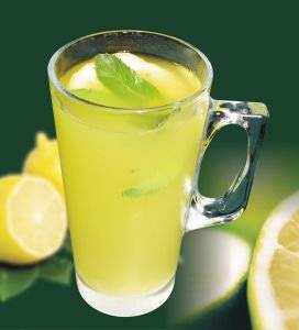Lemon concentrated juice