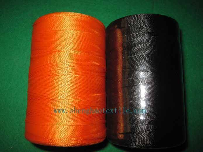 nylon & polyester fishing twine