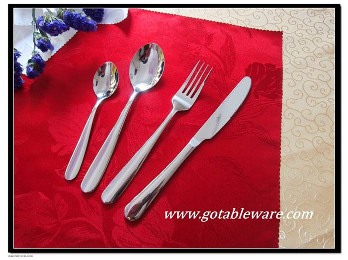 Stainless steel cutlery GO-2001