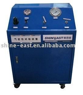 Manual Control Mode Gas Leak Test Machine
