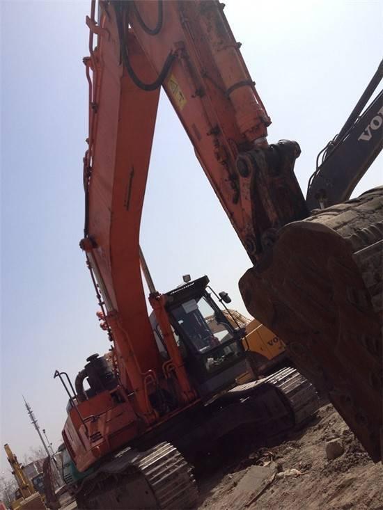 used hitachi zx450-6 excavator