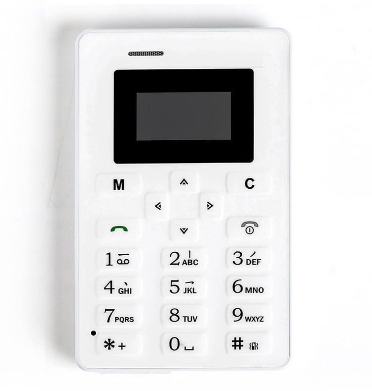 AIEK Card Phone M5 with Keyboard