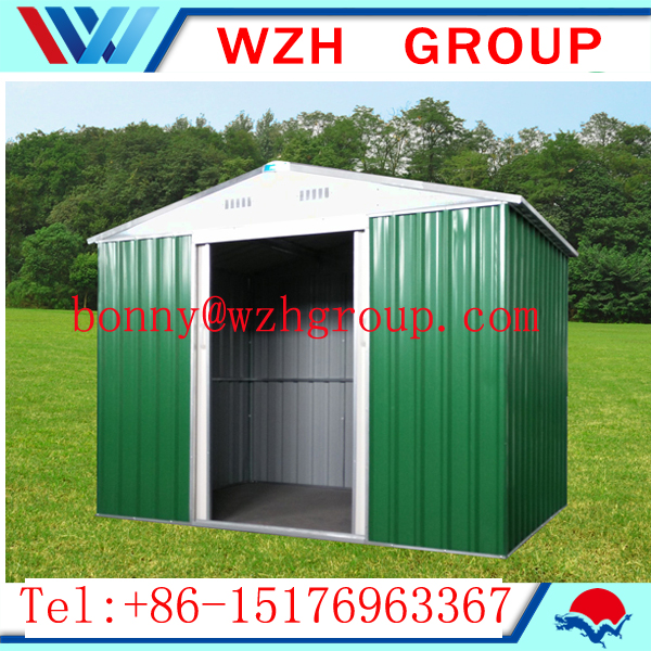 storage shed garden prefabricated , motorbike storage shed photos