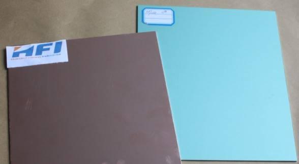 Ceramic base copper clad laminate (printed circuit board )