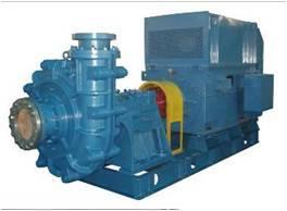 LH series heavy-duty slurry pump