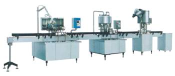 Washing Filling and Capping Production Line