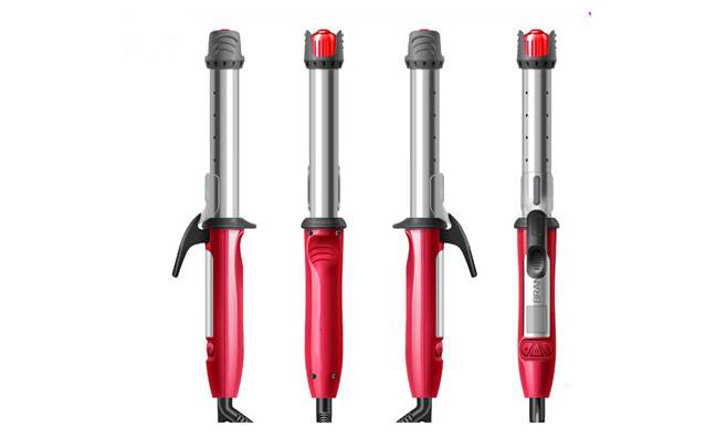 Hot sale automatic rotating ceramic new hair curling iron SDC932