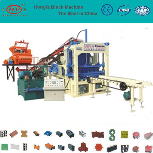 QT4-15C block making machine