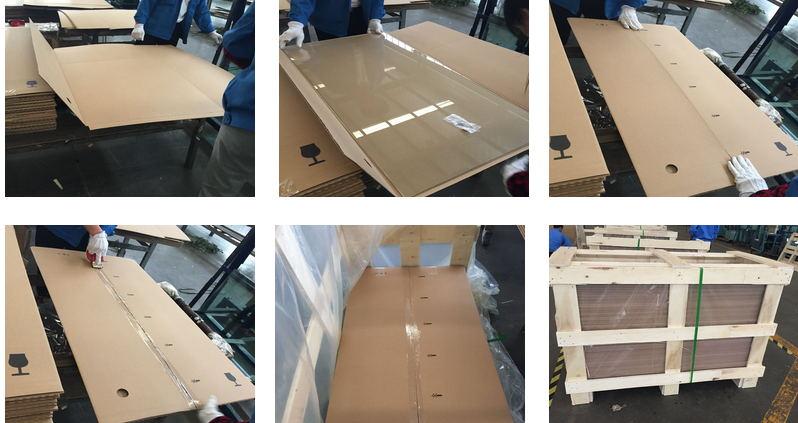 CE SGCC CSI certificaiton of glass railing