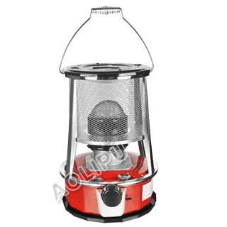 2310T tip-over protection kerosene heater