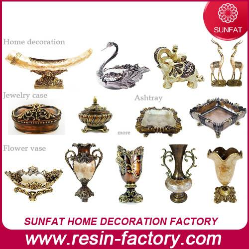Wholesale Resin home decoration with OEM service