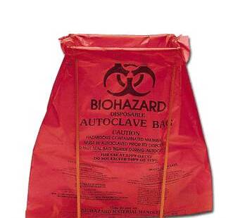 Biohazard Bags/Autoclavable Bags/ Medical Waste Bags