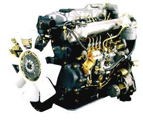 Agricultural- Industrial Diesel Engines