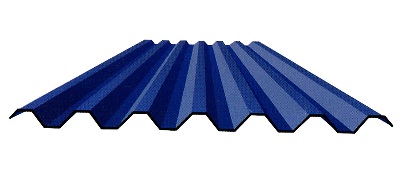 Color Steel Sheet/Corrugated Roof-plate/-panel/Galvanized Steel/Polyethylene-coated/Cold-rolled