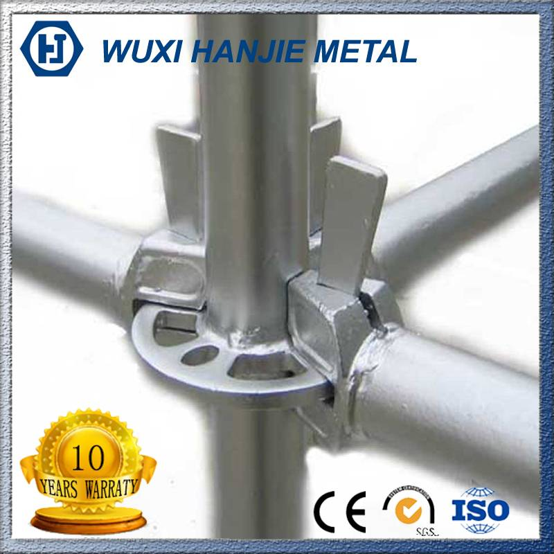 Powder Coating Used Ring Lock Scaffolding For Sale