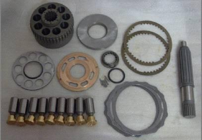 cat320 main pump part