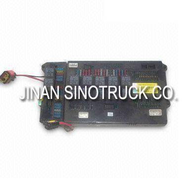 howo truck cabin parts