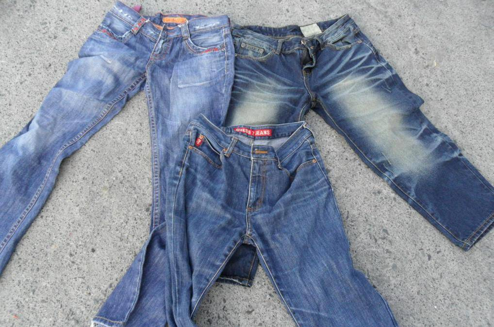 I'd like to sell used clothing from KOREA