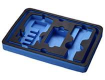 Custom Tray Series - E-01 CFC EVA Foam Tray for Premium Instrument