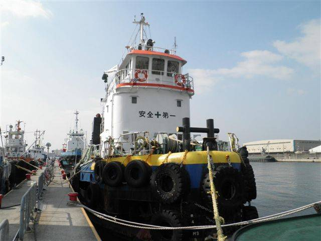3200ps towing tugboat for sale