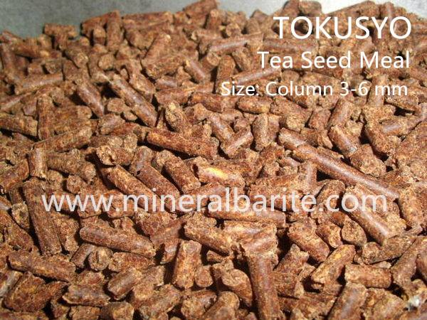 High Organic Matter Tea Seed Meal