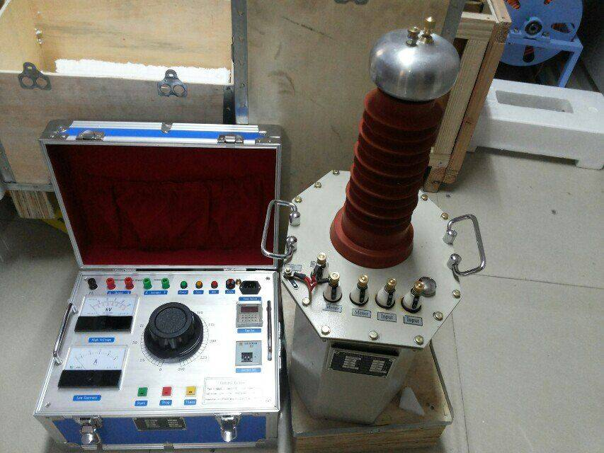 Oil Type High Voltage AC Test Transformer, Oil Transformer