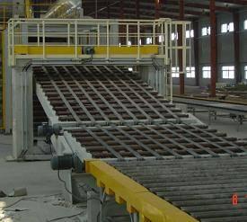 gypsum board machinery