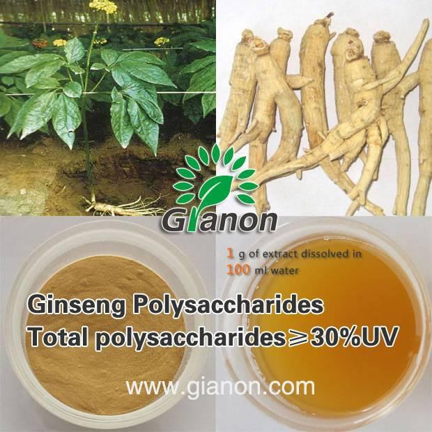 Ginseng polysaccharides