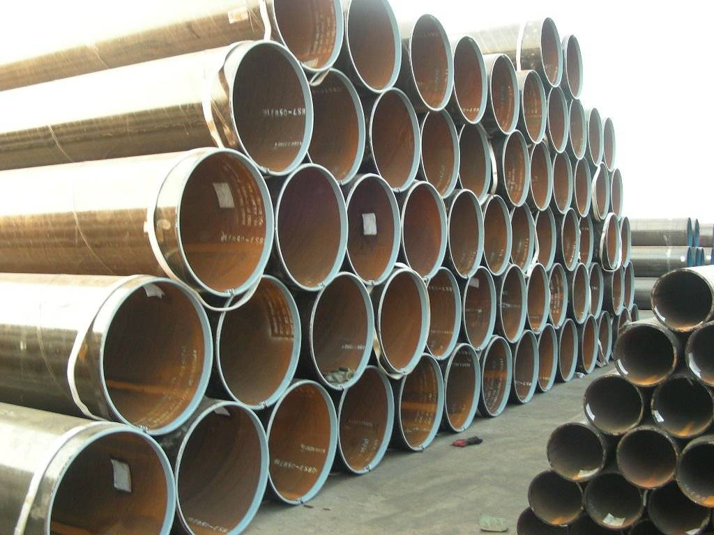 LSAW (Longitudinally Submerged Arc Welding) Steel Tube Promotion, Chinese origin, Low price offer