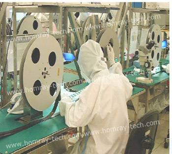 Flip chip COF ILB bonding Chip-on-Film manufacturer