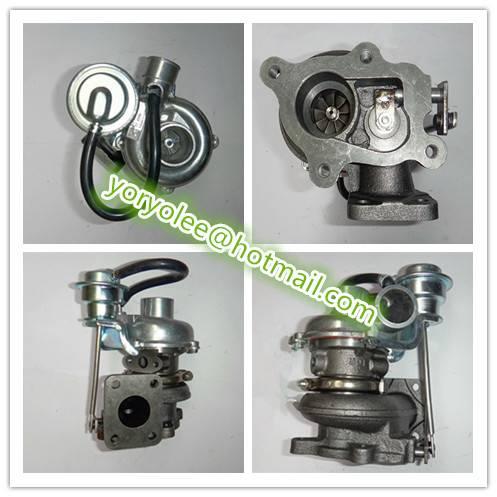 Kubota 1G934 turbocharger