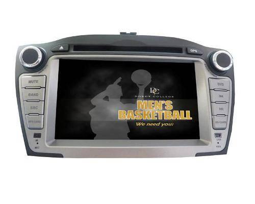 7 Inch Hyundai-IX35 DVD Radio with GPS Bluetooth iPod USB