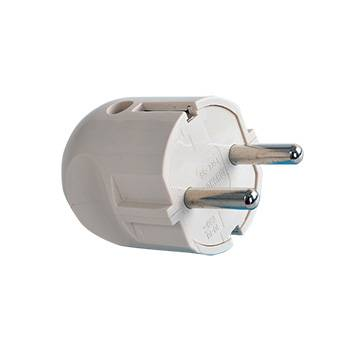 European schuko power plug