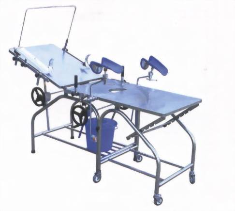 stainless steel gynecological table