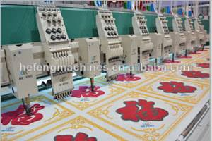 Selling Chenille/Chain-stitch embroidery machine