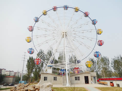 China Mid-sized Manufacturer Outdoor Amusement Park Ride Ferris Wheel