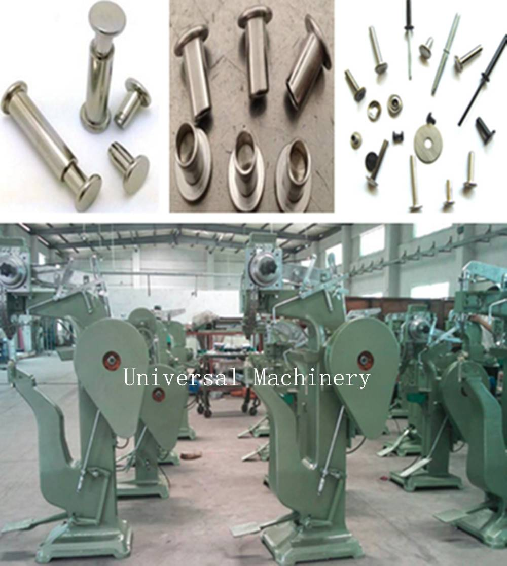 China top manufacturer low price Riveting Machine