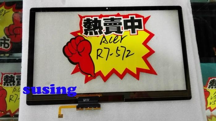 For Acer R7-571G/572 assembly B156HAN01.2 LCD Displays With Touch Digitizer Screen