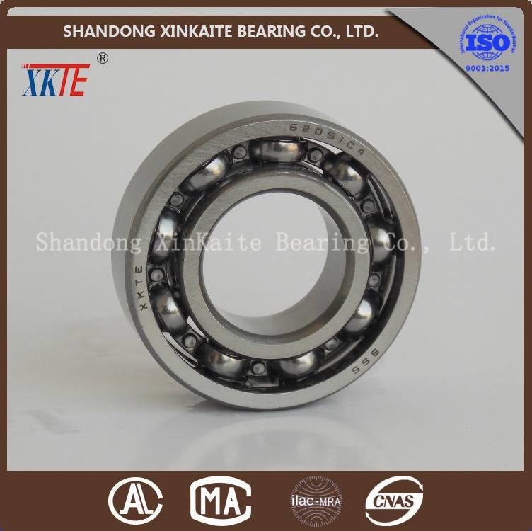 XKTE brand conveyor idler bearing 6205 for mining machine from china bearing manufacture
