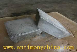 99.65% antimony Ingot