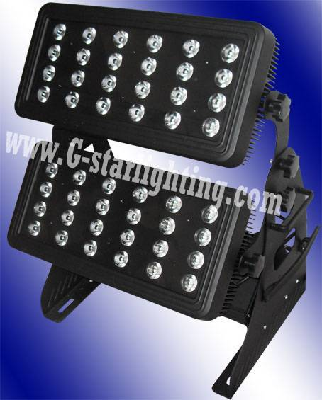 RGBW 4in1 led city color/led wall washer