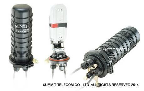 Fiber Dome Closures, Optical Fiber Splice Closures, China Fiber Splicing Enclosures