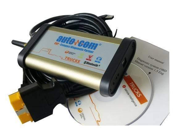 Autocom CDP Pro TRUCKS (Compact Diagnostic Partner)