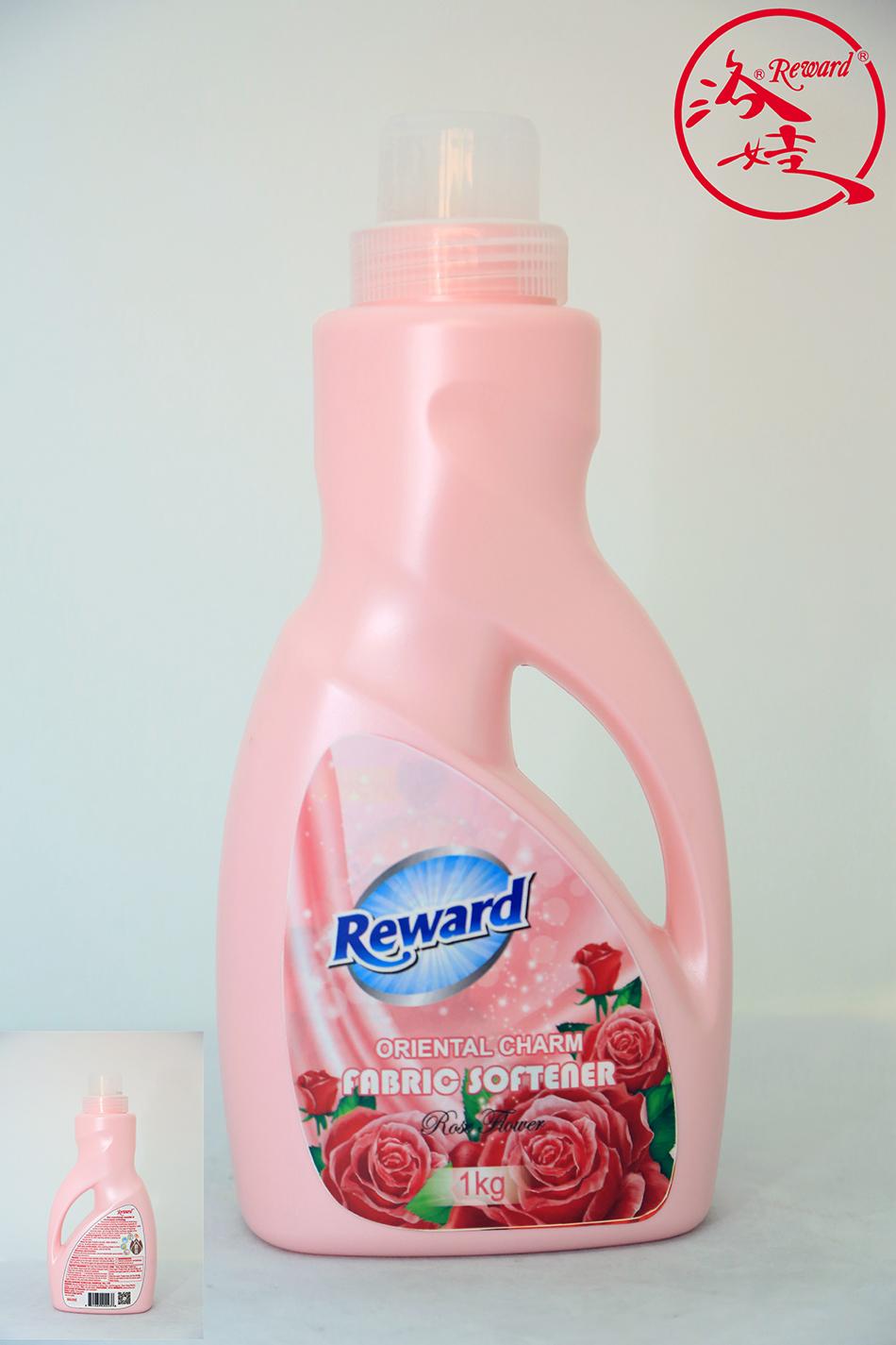 china supplier OEM bottled fabric softener